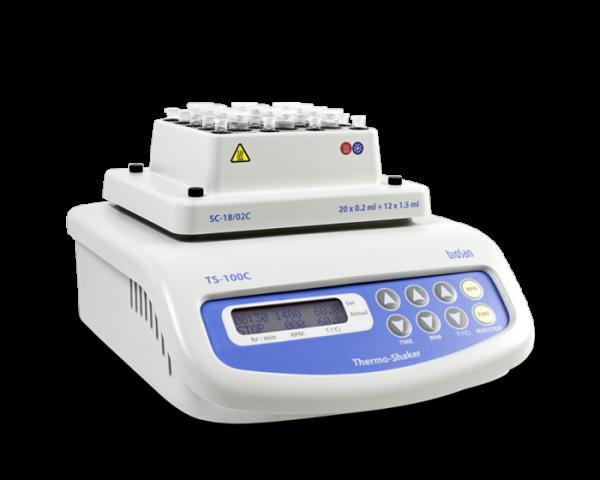 Agitador Térmico TS-100 C