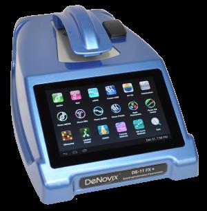 Espectrofotómetro DS11FX de DeNovix