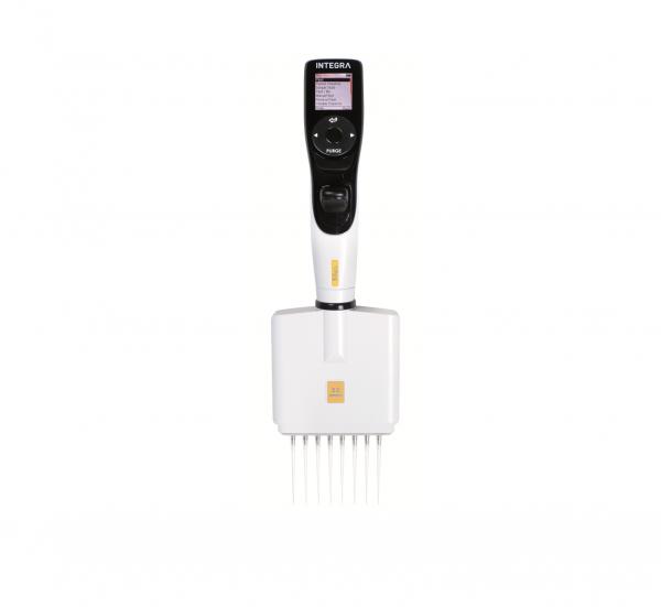 Pipeta electrónica Viaflo 8 canales