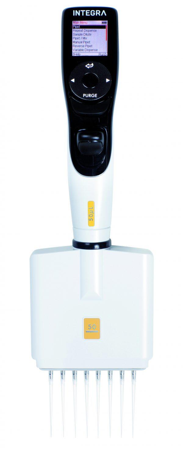Pipeta electrónica Viaflo II 8 canales 50HR