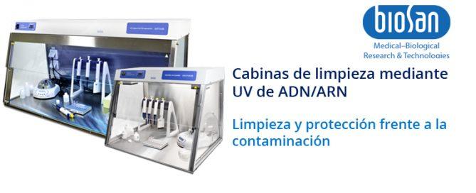 Slider de cabinas PCR