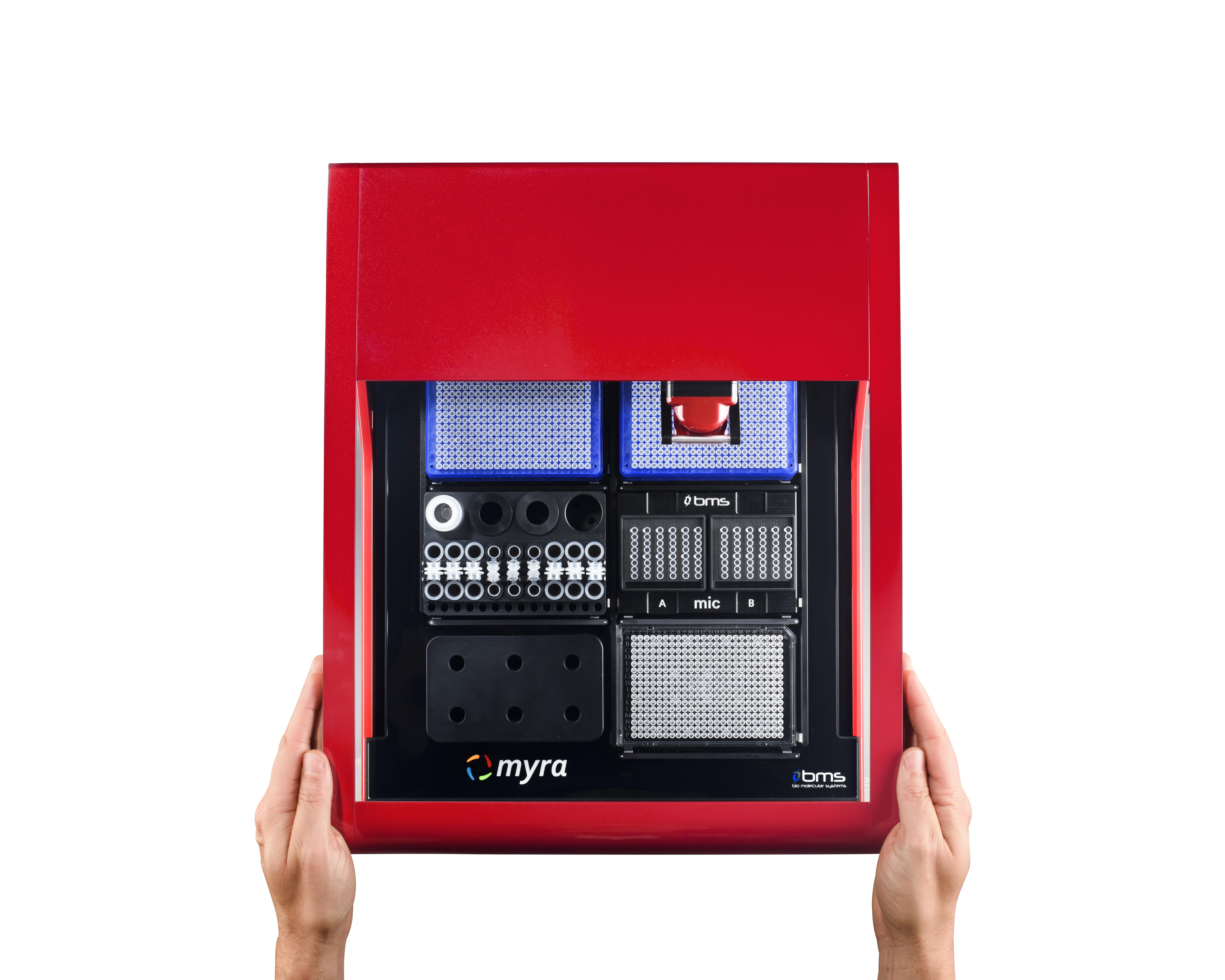 Máquina PCR Myra