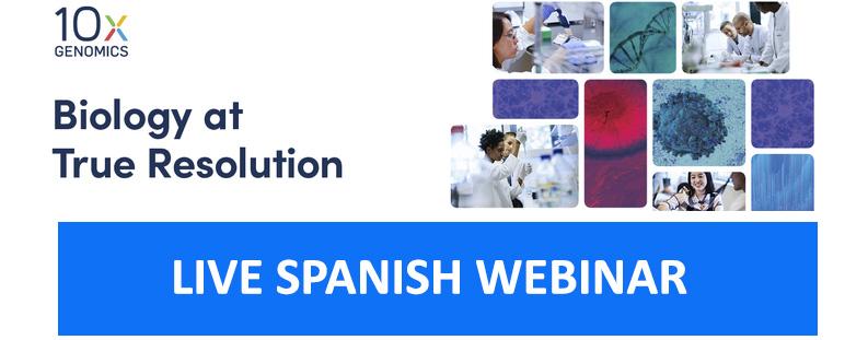 Live spanish webinar