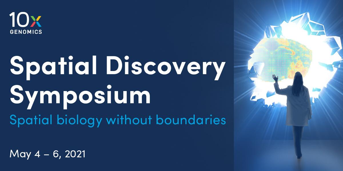 10x spatial doscivery symposium