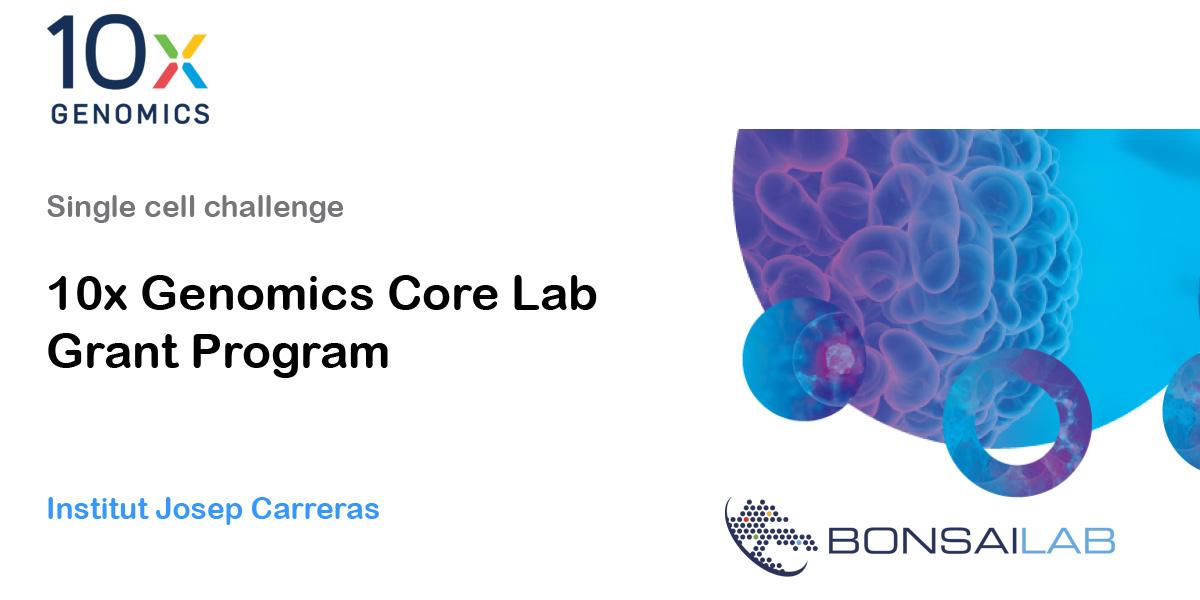 Core Lab Grant Instituto Josep Carreras